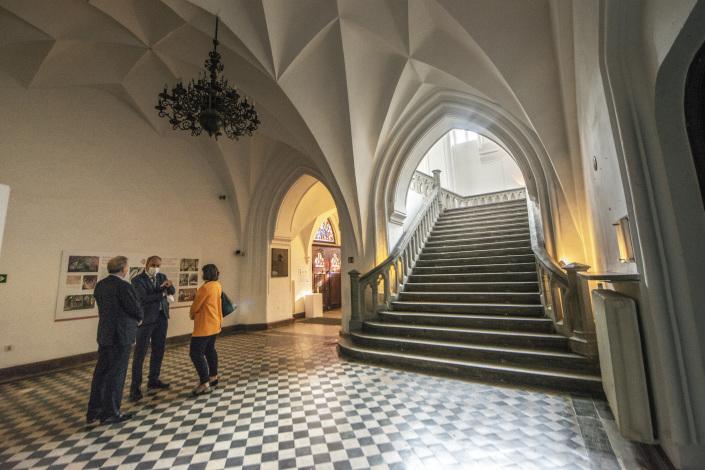 wizyta w Muzeum Narodowym w Gdańsku