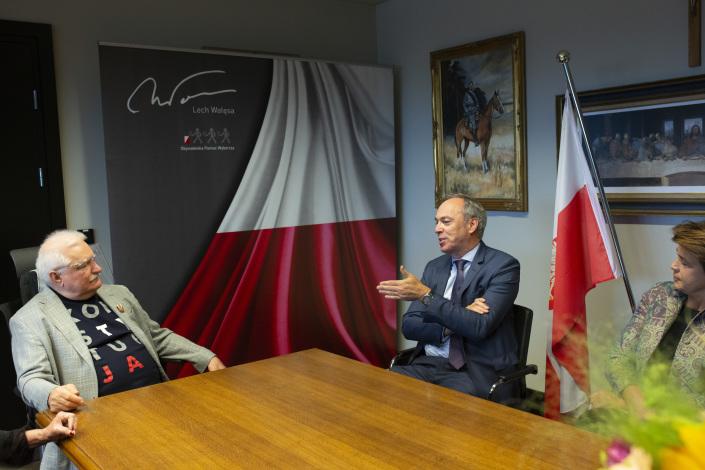 u Lecha Wałęsy